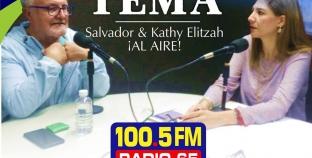 """""""EN EL TEMA"""" POR RADIO 65 100.5FM"""