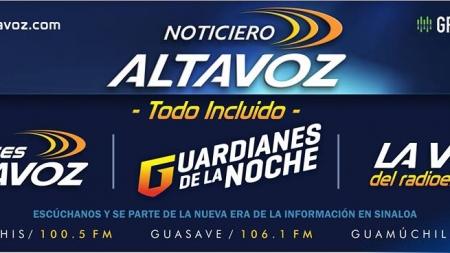 MANTENTE BIEN INFORMADO CON LOS PROGRAMAS DE ¡ALTAVOZ TODO INCLUIDO!