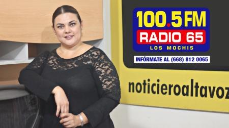 ALTAVOZ REPORTEROS ¡EN LA VOZ DE ERIKA RUELAS!