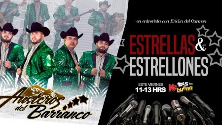 AUSTEROS DEL BARRANCO EN ENTREVISTA PARA LA KEBUENA 102.5FM