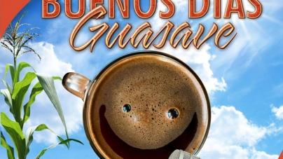 """SALVADOR HIGUERA LA DA LOS """"BUENOS DÍAS GUASAVE"""""""