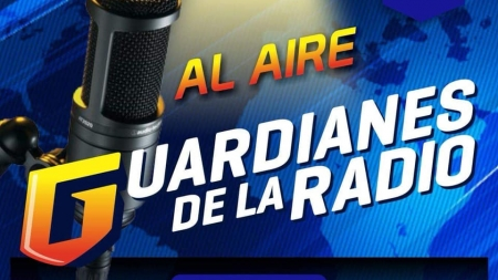 POR LA 65 INFORMATE CON ¡GUARDIANES DE LA RADIO!