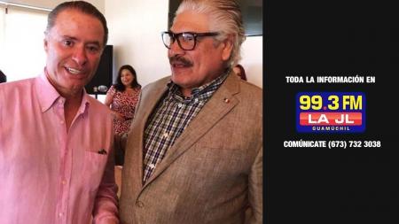 CHAVEZ RADIO EN EL ANIVERSARIO DE GUAMUCHIL