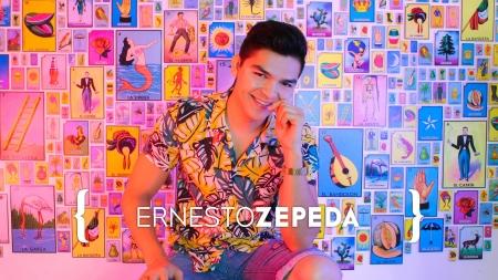 ERNESTO ZEPEDA ESTUVO EN ENTREVISTA PARA LA KE BUENA 102.5FM