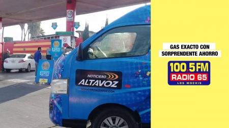 AHORRA CARGANDO CON GAS EXACTO
