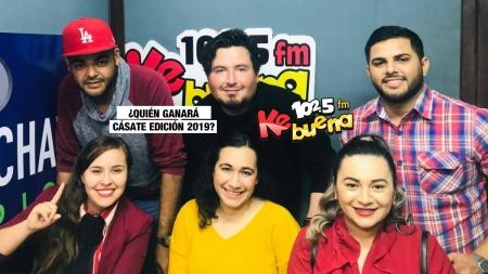 JUEVES 29 ES LA GRAN FINAL DE CÁSATE CON LA KE BUENA 102.5FM