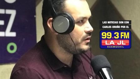 CARLOS ORDUÑO EN GUARDIANES DE LA RADIO