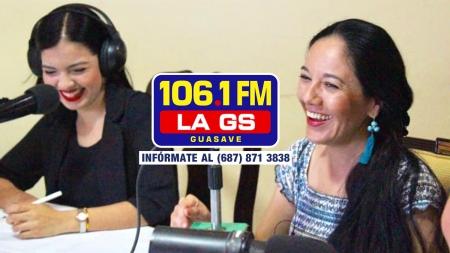 EL MENSAJERO DE LA SALUD POR LA GS 106.1FM