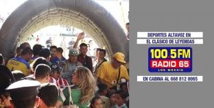 """DEPORTES ALTAVOZ EN EL """"CLÁSICO DE LEYENDAS"""""""