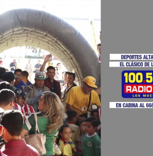 DEPORTES ALTAVOZ EN EL «CLÁSICO DE LEYENDAS»