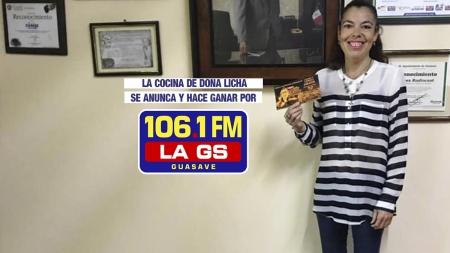 LA COCINA DE DOÑA LICHA HACE GANAR