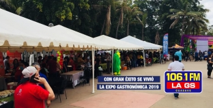 LA GS EN LA EXPO GASTRONÓMICA 2019