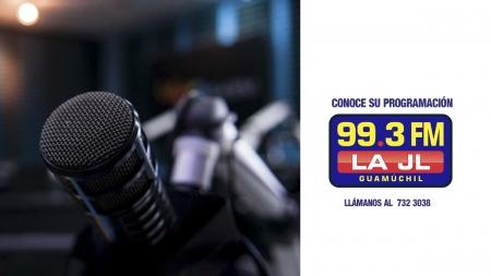 PROGRAMACIÓN SEMANAL DE LA JL 99.3 FM