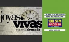 NO OLVIDES QUE DE LUNES A VIERNES A LAS 10PM ¡JOYAS VIVAS!