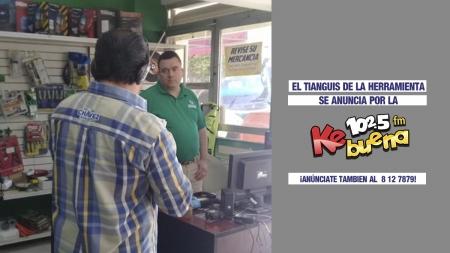 EL TIANGUIS DE LA HERRAMIENTE ¡SE ENLAZA!