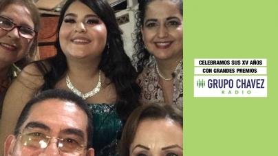 FOTOS DE LA GANADORA DE MIS XV 2019