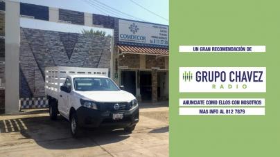 «COMDECOR» SE ANUNCIA EN GRUPO CHAVEZ