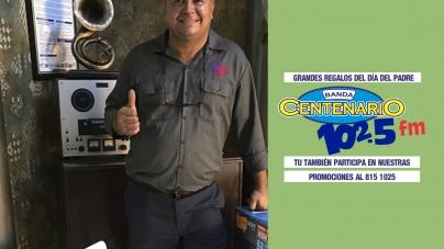 EL DÍA DEL PADRE CON LOS REGALOS DE LA «BANDA CENTENARIO»