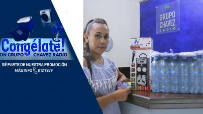 MÁS GANADORES EN «CONGÉLATE CON CHAVEZ RADIO»