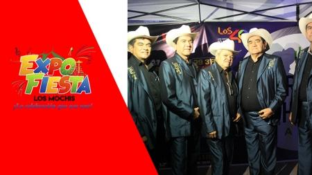 LOS LLANEROS DE GUAMUCHIL Y LA KAÑA EN LA EXPO FIESTA