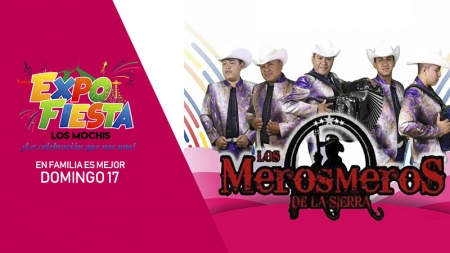 DOMINGO FAMILIAR EN LA «EXPO FIESTA LOS MOCHIS»