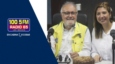 KATHY ELITZAH Y SALVADOR CELEBRAN UN AÑO «EN EL TEMA»