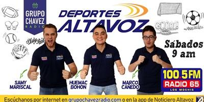 DEPORTES ALTAVOZ