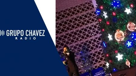 LA VILLA TRAPICHE BRILLA CON CHAVEZ RADIO