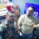 LA REINA, EL VAQUERO Y EL BABY POR EL 102.5 FM