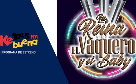 MAÑANAS RENOVADAS Y DIVERTIDAS EN EL 102.5FM