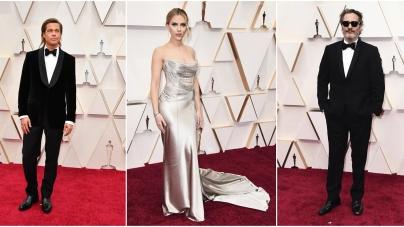 La alfombra roja de los Oscars 2020 en fotos