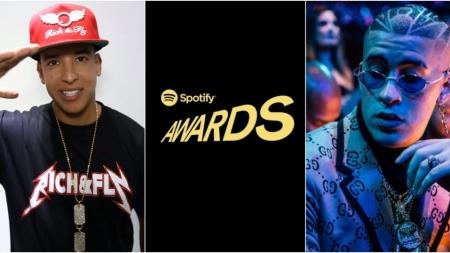 Spotify Awards 2020 en la CDMX