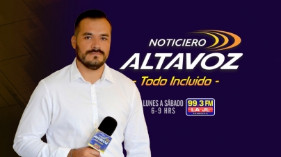 CARLOS ORDUÑO EN ALTAVOZ TODO INCLUÍDO