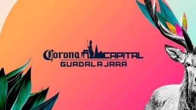 ¡CORONA CAPITAL GUADALAJARA ANUNCIA NUEVA FECHA PARA SU EDICIÓN 2020!