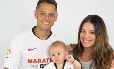 Chicharito Hernández y Sarah Kohan confirman que esperan a su segundo bebé