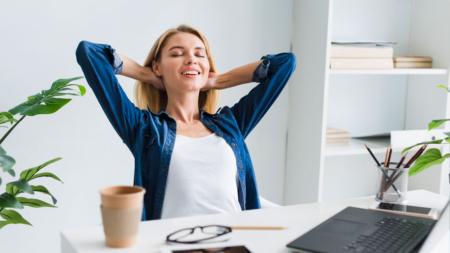 Sigue estos pasos y dile adiós al estrés en sólo 60 segundos