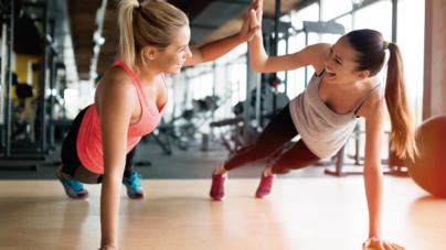 Hacer ejercicio es tu mejor arma de negocios (más allá de tener un cuerpo 'sexy')