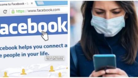 Facebook recordará a los usuarios mexicanos el uso de mascarillas