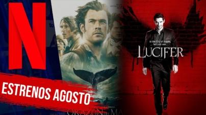 ¡Estas son las series y películas que llegan a Netflix en agosto 2020!