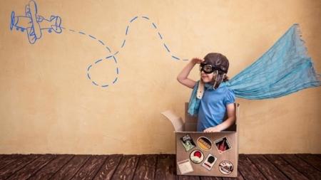 Cómo desarrollar la creatividad en mis hijos