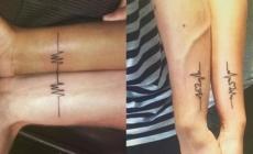 Las mejores ideas de tatuajes para pareja