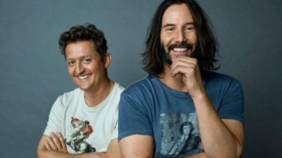 Todo lo que sabemos sobre la nueva película de Keanu Reeves, 'Bill & Ted Face the Music'