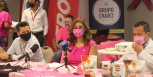 RUEDA DE PRENSA RALLY ROSA LOS MOCHIS