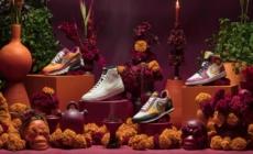 Nike lanza colección de tenis inspirada en el Día de Muertos