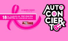PRIMER AUTOCONCIERTO EN LOS MOCHIS ¡AL FINALIZAR RALLY ROSA 2020!