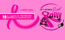 TODO LISTO PARA EL RALLY ROSA 2020 EL PRÓXIMO 25 DE OCTUBRE