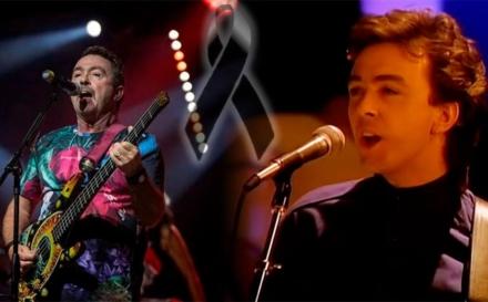 """MURIÓ TONY LEWIS, VOCALISTA Y BAJISTADE LA BANDA """"THE OUTFIELD"""" ESTE 20 DE OCTUBRE A LOS 62 AÑOS"""