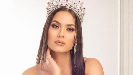 Andrea Meza, nueva Mexicana Universal