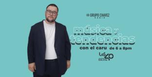 MÚSICA Y TENDENCIAS CON «EL CARU» POR LOS 40