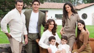 Los Capetillo anuncian estreno de su reality show familiar